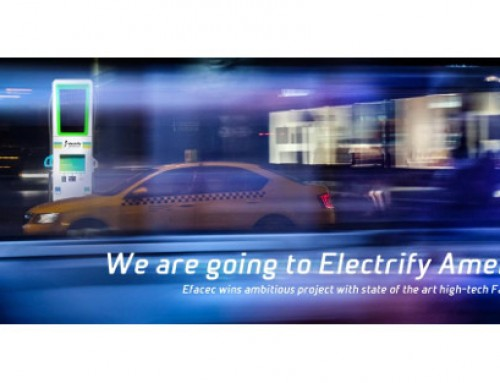 Electrify America chooses Efacec to […]