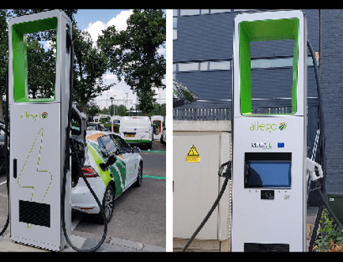 Mega-E opens first high power charging[…]