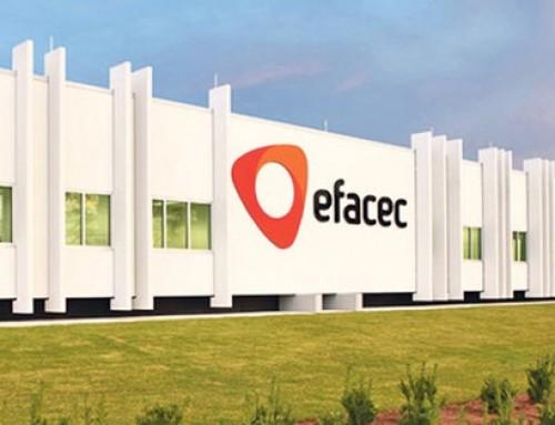 Nissan escolhe Efacec para os seus postos em Portugal